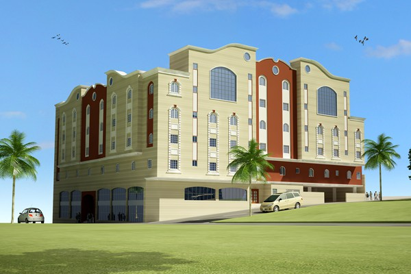 Al-Amry Building 1